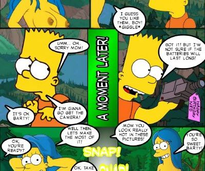 The Simpsons- Hot Days