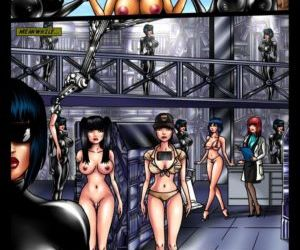 Shemale Android Sex Sirens - part 2