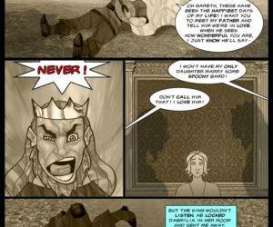 The Savage Sword Of Sharona 3 - Throne O… - part 3