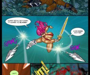 The Savage Sword Of Sharona 2 - The Call…