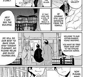 Fukakusaya - Cursed Fox: Chapter 1-5