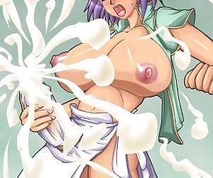 Cumming shemale anime - part 4