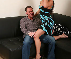 36 year old stephanie swift gobbles cock like a pro - part 2038