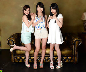 Three hot japanese chicks - part 4127