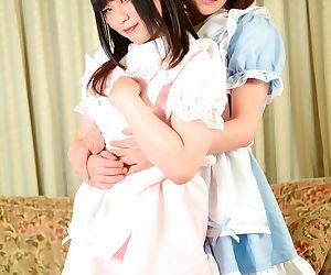 Himena has fun with miharu - part 3492