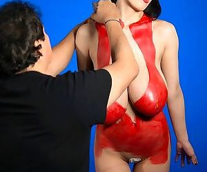 The best japanese pornstar hitomi tanaka with huge boobs - part 3791