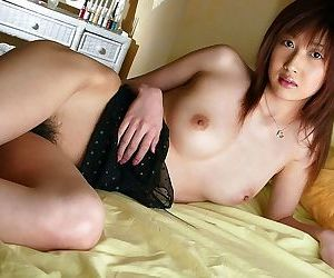 Japanese babe mio komori showing pussy and titties - part 2172