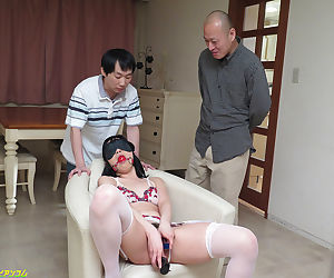 Innocent japanese girl ballgagged probed fucked and creampied - part 4145