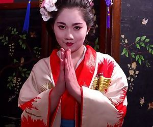 Thats geisha, beautiful and intelligent woman. she will make you laugh... - part 71