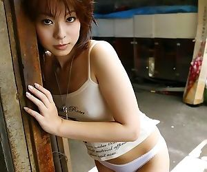 Pretty japanese mina manabe showing tits and pussy - part 3932