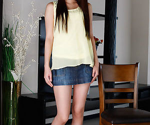 Japanese flat chested chested babe - part 4073