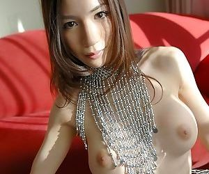Lovely asian idol anri showing sexy pussy and tits - part 3600