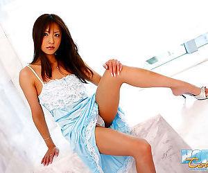 Japan pornstar model manami in sexy lingerie - part 4806