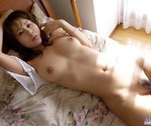 Japanese takane hirayama showin her tits and pussy - part 1603