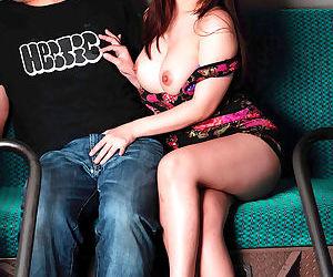 Squirting molester slutof groping bus rumor - part 3930