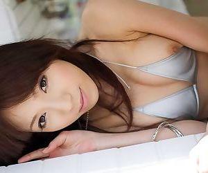 Japanese cutie kanako tsuchiya shows ass and pussy - part 3775