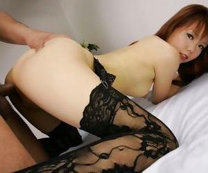 Japanese model himena ebihara fucking in stockings - part 818
