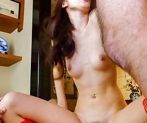 Asian kaori maeda in a threesome fuck on two cocks - part 914