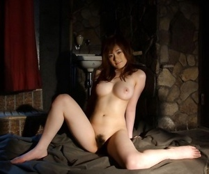 Busty asian sumire aida showing her tits and pussy - part 2046