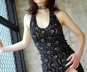 Pretty asian teen kanan kawaii shows ass and pussy - part 3790