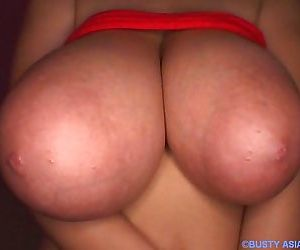 Busty japanese hitomi tanaka having her tits tied - part 4235