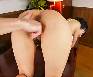 Gooey creampie for a japanese girl - part 4248