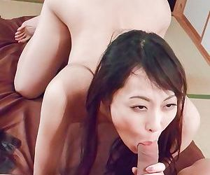 Japanese nanami hirose in a hardcore with blowjobs - part 309