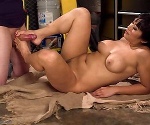 Foot worship sexy asian shows off her perfect feet long legs and bubble butt sn - part 4750