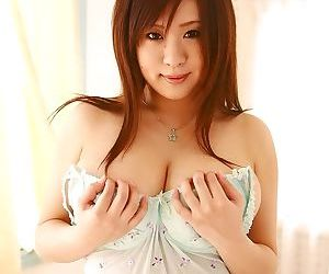 Big titted asian model nana showing body and pussy - part 3740