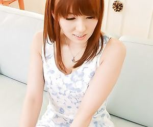 Redhead japanese yui hatano enjoys a hard cock sex - part 1072