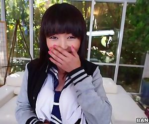 Japanese beauty marica hase goes black and big - part 4841