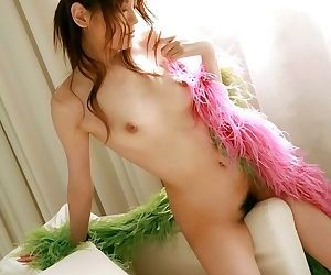 Busty asian nanami wakase showing body and hot ass - part 3864