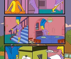 The Simpsons-Day in the Life of Marge