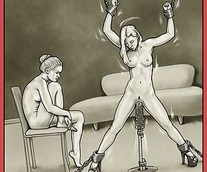 Anxiety Garden- Slave Life of Amber