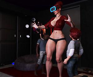 Zz2tommy- Morgan – VR Blackmail