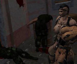 Joos3dart- Rescued