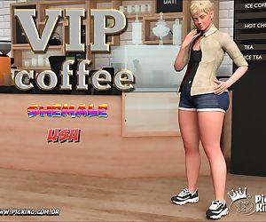 Pigking- VIP Coffee Part 1