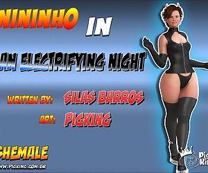 Pig King- Nininho in Electrifying Night