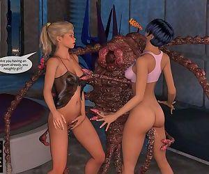 Droid447- Sapphire's Quest: Chameleon