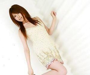 Pretty asian model nanami wakase poses showin body - part 2069
