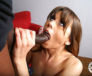 Black cock lover amber chase got assfucked balls deep - part 2940