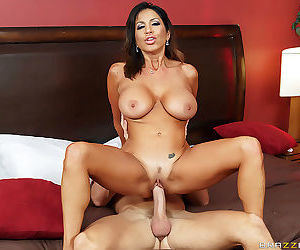 Feeling a little guilty for fucking her stepson, tara tries to get a separate mo - part 2936