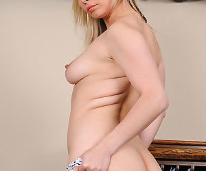 Office milf alana luv takes a break to show off her tight pussy-alana luv-aug 5t - part 2436
