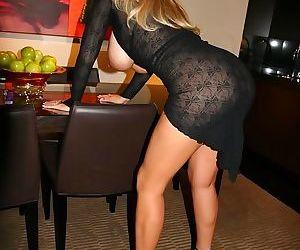 Big titty housewife on the sofa masturbating - part 2731