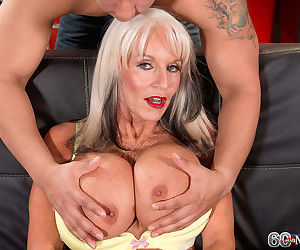 Sexy big boobed milf sally dangelo doing a huge cock - part 2645