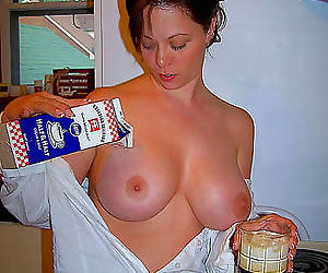 Milf with nice big boobs - part 2425