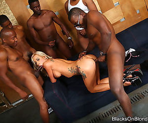 Zoey portland gets gangbanged by hung black dudes - part 3341