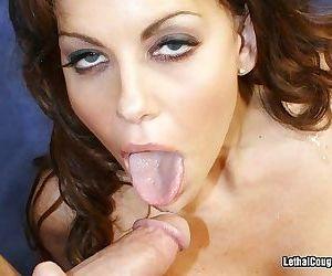 Gorgeous hard body brunette banging - part 2997