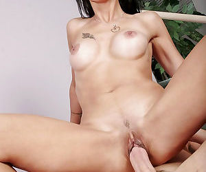 Step mom seduced by her young step son - part 528