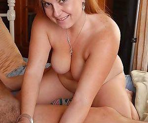 Chubby redhead webcam blowjob - part 12
